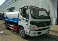 福田欧马可9.2吨洒水车厂家直销